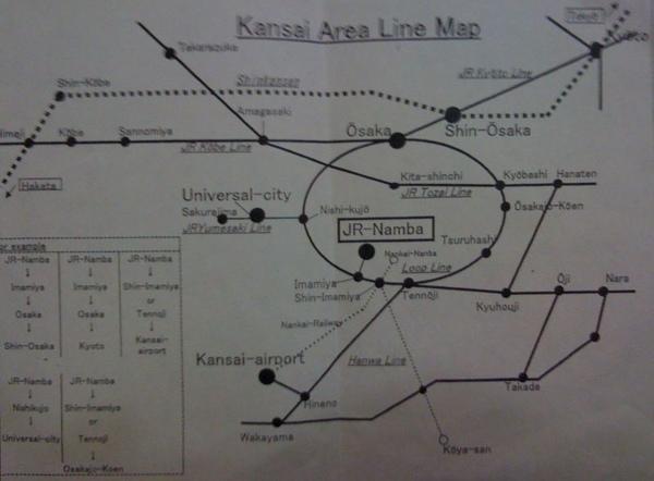 201環狀線圖