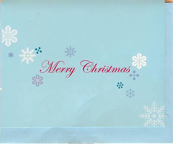 i CASH卡聖誕麋鹿版組外觀