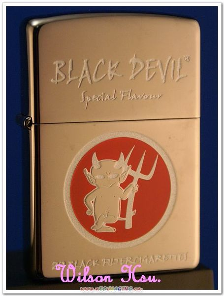 BLACK DEVIL 小惡魔系列 第一代