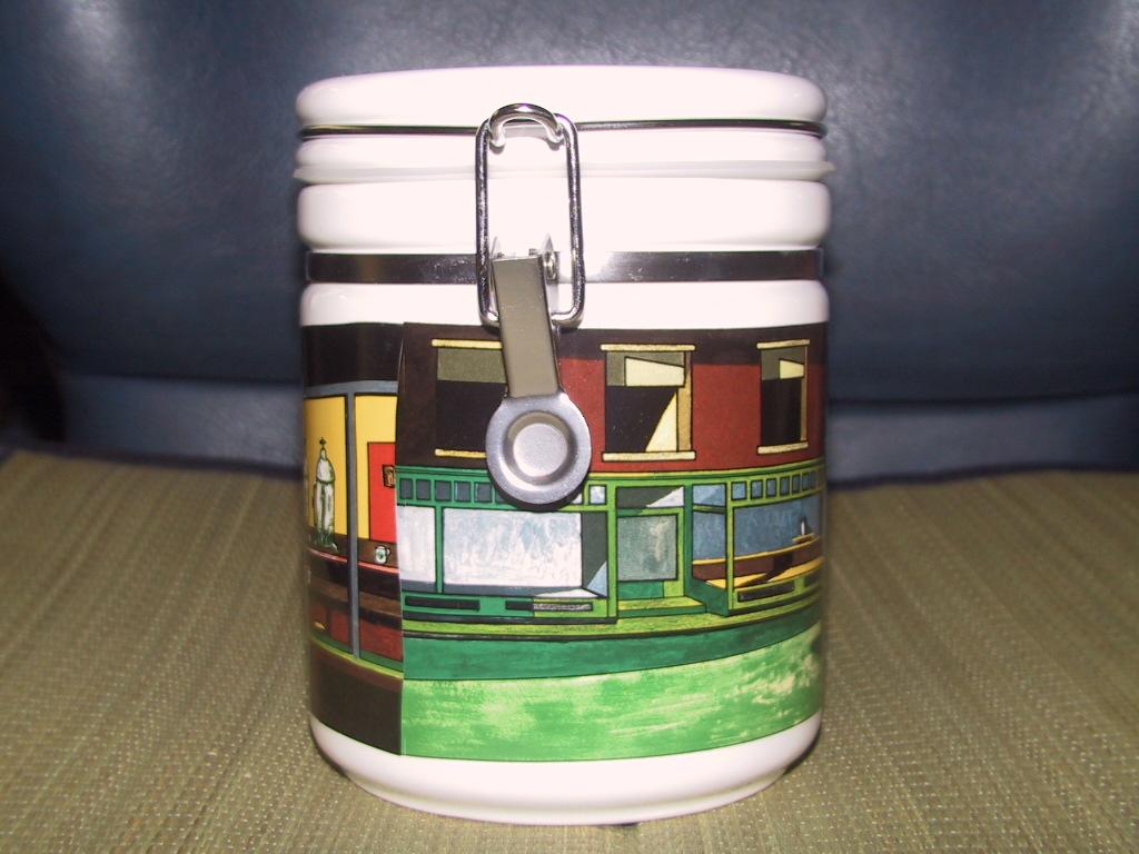 2005/12/09 open house 所敗的東西--糖罐(OR 咖啡罐)