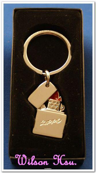 ZIPPO 周邊配件系列--金屬鑰匙圈