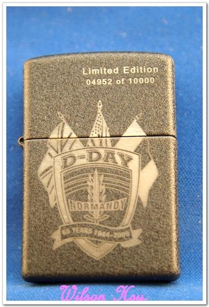 諾曼第登陸 (D-Day) 65 週年紀念限量版