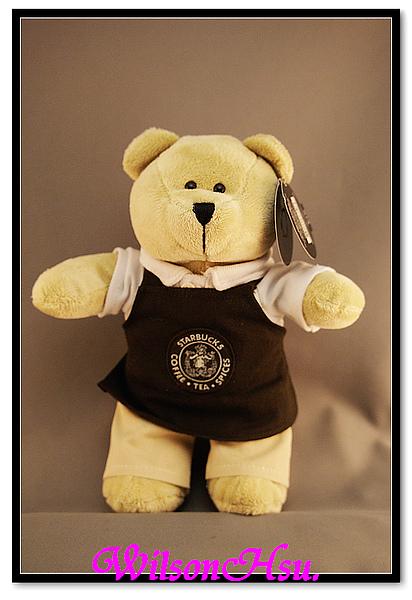新版派克市場專賣熊