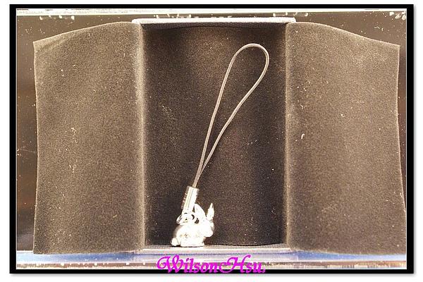 DUNHILL 2011年 925銀 兔年手機吊飾