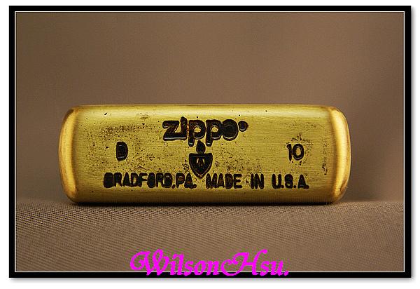 ZIPPO 康士坦丁盔甲訂製機