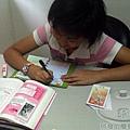 20110718-女兒研究星座塔羅.jpg