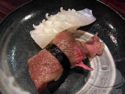 鮭鮮人壽司屋12-烤牛肉烤透抽.jpg