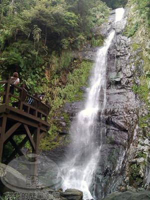 宜蘭礁溪-五峰旗-12-第二層瀑布.jpg