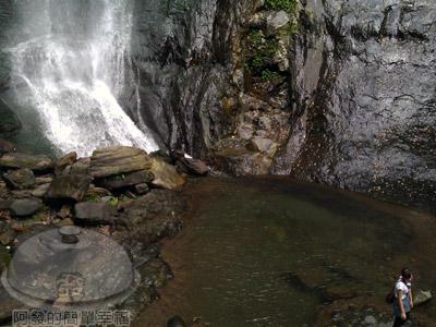 宜蘭礁溪-五峰旗-14-第二層瀑布.jpg
