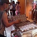 新竹-站前一巷特製雞蛋糕03-花朵型