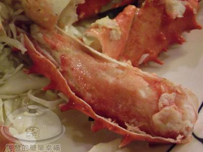 新東南海鮮料理17-智利和風長腳蟹