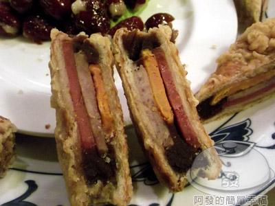 新東南海鮮料理34-甜品三明治+心太軟