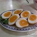大溪老街-中正路(美食街)-達摩麵店3-黃金蛋