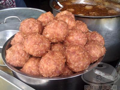 台南碗粿香菇飯湯02