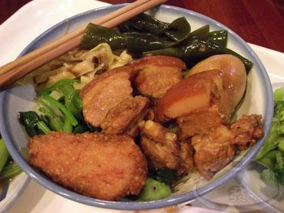 成昌食堂12-焢肉飯