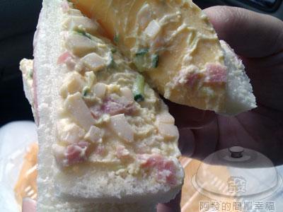 洪瑞珍三明治專賣店-10蛋沙拉三明治