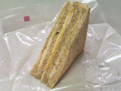 洪瑞珍三明治專賣店-13全麥起司三明治