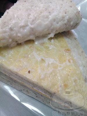 洪瑞珍三明治專賣店-14全麥起司三明治