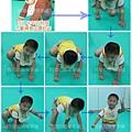 2012022820120228獨自從坐在地板到站起來的訓練與動作