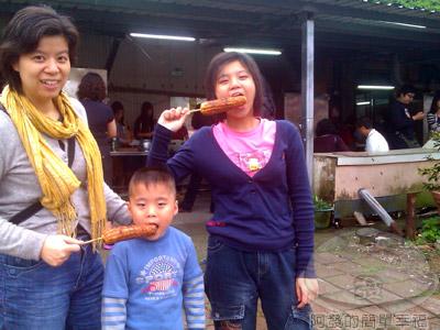 萬里-知味鄉烤玉米09