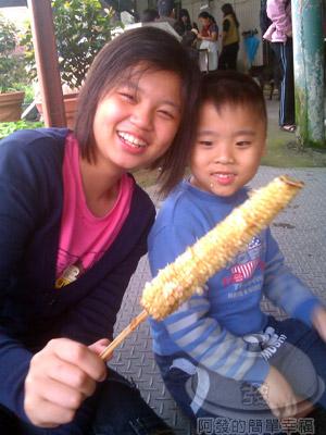 萬里-知味鄉烤玉米12