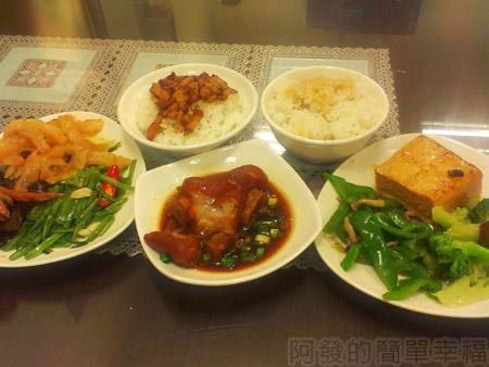 板橋-清粥小館08晚餐