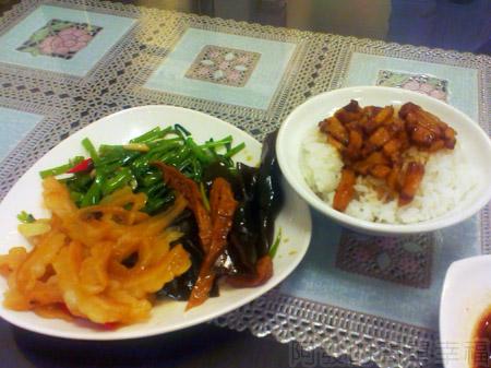 板橋-清粥小館12魯肉便當
