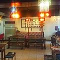 新莊-缸爐碳烤燒餅舖02大廳用餐區