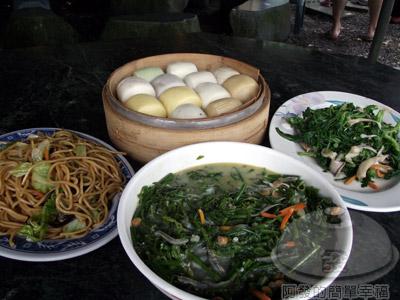 吉園葡庭園餐廳09-山產野菜