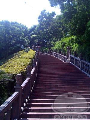 白石湖n後湖濕地02-往碧山巖的階梯