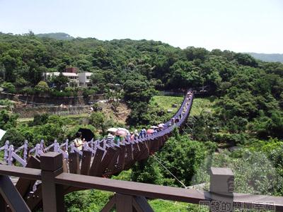 白石湖n後湖濕地03-白石湖吊橋