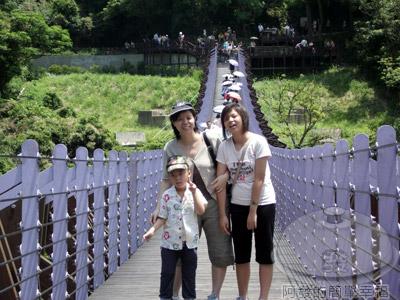 白石湖n後湖濕地04-白石湖吊橋