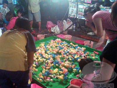 新莊-西盛夜市05-遊戲攤