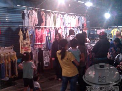 新莊-西盛夜市06-服飾攤