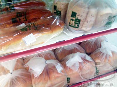 台大農場展示中心03-麵包櫃