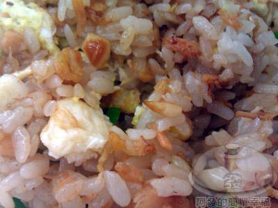 文化小吃店07-粒粒分明的炒飯