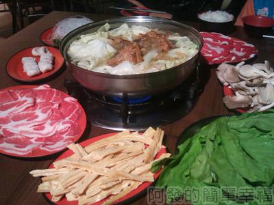 麒麟閣沙茶火鍋10