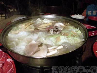 麒麟閣沙茶火鍋15