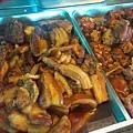 雙溪半日遊-香甜小吃04焢肉和滷豬腳