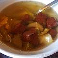 雙溪半日遊-香甜小吃10豬血湯