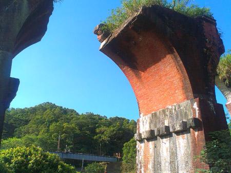 三義龍騰斷橋09斷橋一景