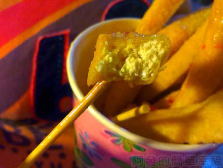八口子卡拉臭薯條07其實是臭豆腐
