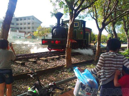 東勢-東豐自行車綠廊06蒸氣火車