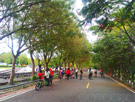 東勢-東豐自行車綠廊07起點