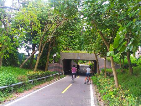 東勢-東豐自行車綠廊09隧道