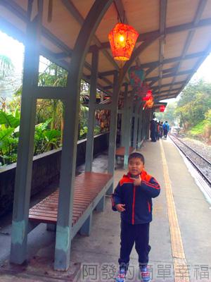 平溪線火車之旅05