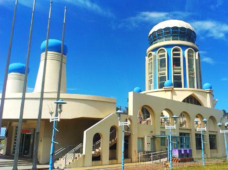 新竹-南寮漁港11旅客服務中心