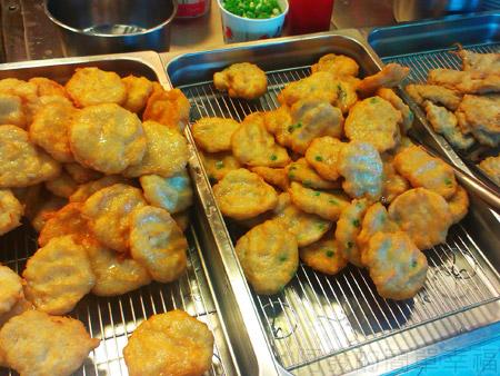 新竹-南寮漁港26漁產品直銷中心-各式甜不辣