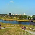 八里騎車趣10-十三行文化公園