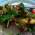 泰國小館16-辣炒打拋牛飯